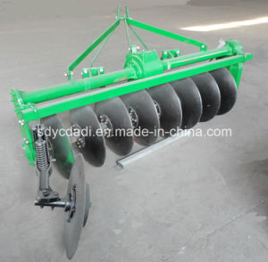 Rotary Driven Disc Plough pictures & photos