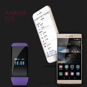 Bluetooth 4.0 Smart Bracelet with OLED Display (D21) pictures & photos