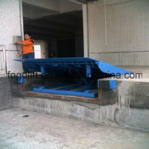 6t Electric Wharf Hydraulic Dock Leveler pictures & photos