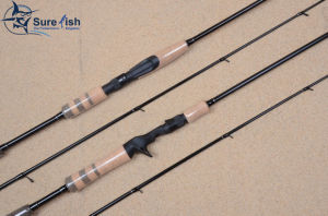 Free Shipping OEM Microwave Guide Spinning Fishing Rod pictures & photos