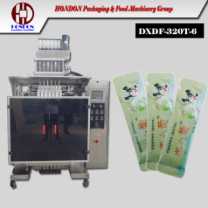 Automatic Sanchi Powder High Speed Stick Bag Packing Machine (F-320T) pictures & photos