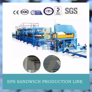 EPS Sandwich Roof Panel Wall Production Machine