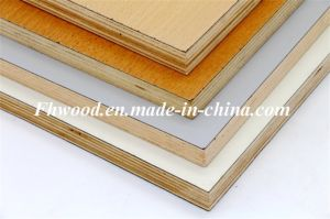 HPL (High Pressure Laminated) Plywood with Top Grade for Furniture