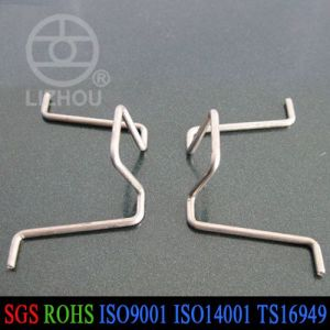 Wire Forms Spring Produced by CNC and Forming Machine