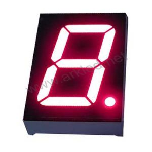 1.8 Inch 7 Segment LED Display