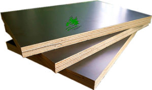 High Grade Film Faced Shuttering Plywood for Construction and Building