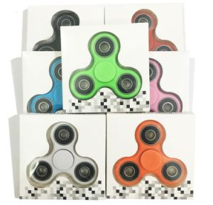 Good Package and Price Plastic Spinners Toy pictures & photos