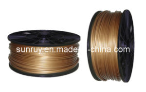 High Quality Golden Color ABS Material of 3D Printing Filament