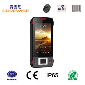 Handheld Wireless Mobile Rugged Android 6.0 1d/2D Barcode Scanner
