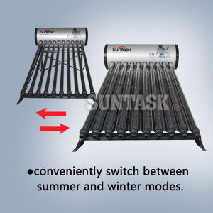 SUS316L Inner Tank Integrated Pressurized Solar Water Heater (A9H) pictures & photos