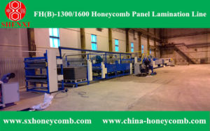 Hf (B) -1600 Honeycomb Panel Machine Line pictures & photos
