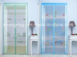 Magnetic Mosquito Net Decorative Mesh Door Screen Curtain