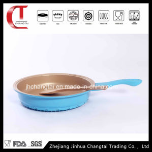 Die Casting Aluminum Energy Saving Frying Pan