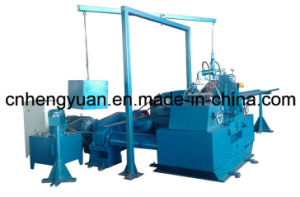 Long Service Time Spiral Screw Blade Making Machine