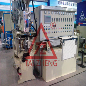 PVC Extruder Equipment Wire Making Machine pictures & photos
