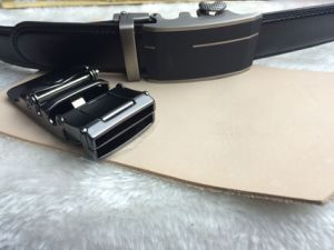 Ratchet Leather Belts for Men (RF-160611)