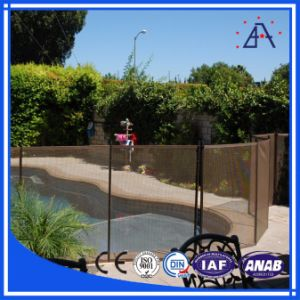 High Qualtiy Anodized Aluminium Mesh Pool Fence pictures & photos