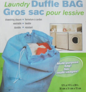Laundry Duffle Bag Laundry Pouch pictures & photos