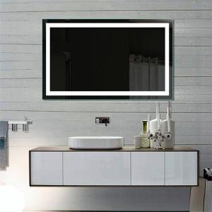 Modern Hotel Decorative LED Lighted 3D Magic Infinity Mirror