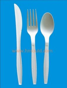 Fork and Spoon Mould