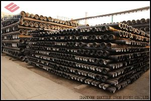 Dn150 Ductile Iron Pipes