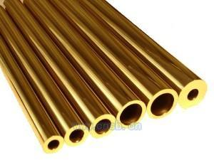 Air Conditioner Straight Copper Pipe & Copper Tube