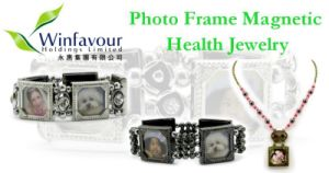 Photo Frame Magnetic Jewelry