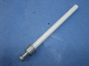 Alumina Ceramic Shaft Connect With Steel (JC-1008314)