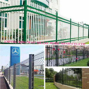 358 Anti Climb High Security Garrison Fence/Security Fencing (XMR06) pictures & photos