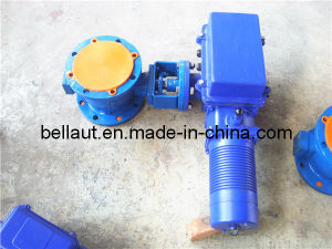"""V"" Type Fast Cut off Ball Valve"