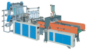 Automatic Double Line Bag Making Machine pictures & photos