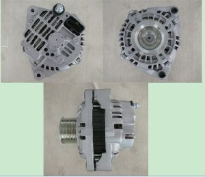 24V 100A Alternator for Mitsubishi Volvo Lester 20921 A4ta8191 pictures & photos