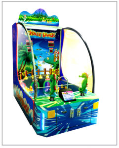 New Coin Operated Chase Duck Redemption Game Machine