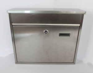 2016 Postbox Letterbox Mailbox with Stainless Steel pictures & photos