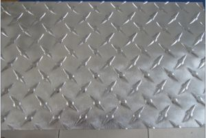 Aluminum Alloy Needle Checker Sheet