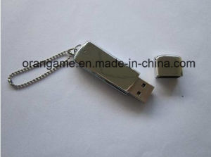 Cheaper Metal USB Drive with High Quality (OM-M101) pictures & photos