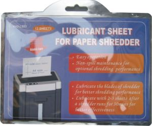 Lubricant Sheet - 1