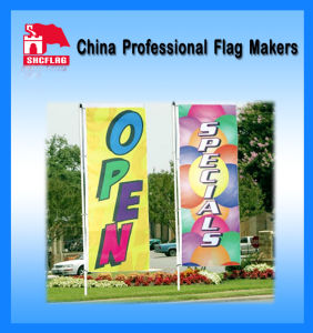 Rectangle Outdoor Banner