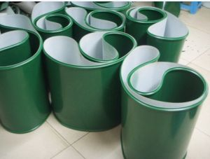 PVC Flat Belt PVC Conveyor Belt, pictures & photos