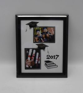 Cheap and Simple Certificate PS Photo Frame for Home Deco pictures & photos