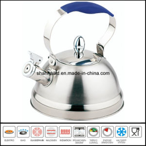 3.5L Stainless Steel Whistle Kettle Kitchenware pictures & photos