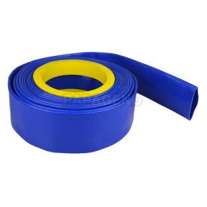 "3/4""~16"" PVC Layflat Hose / Lay Flat Hose Manufacturer / Discharge Hose"