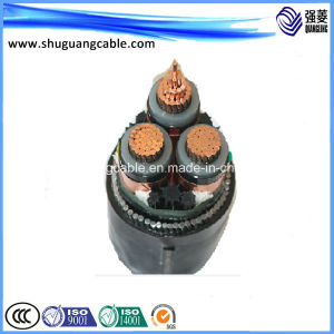 XLPE Insulated/Galvanized Steel Wire Armored /Power Cable pictures & photos