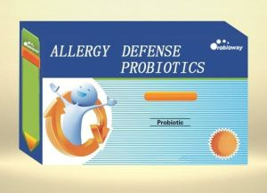 Private Label Bulk Supplements Allergy Defense Probiotics Nutraceuticals
