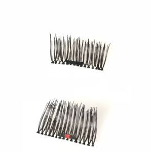 551dbe9964d Korean Synthetic Material Magnetic False Eyelashes Half-Eye Private Label  Lashes