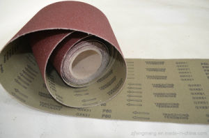 X-Wt Cloth Aluminum Oxide Flap Disc/Abrasive Cloth Roll Gxk51 pictures & photos