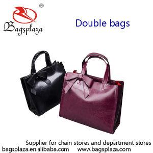 China Mk294 Wholesale Online Shopping Handbags Black Plain Adore ... de33b9ce24fa3