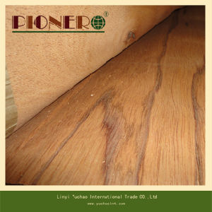 4*8′ Size Reconstituted Veneer Poplar for India pictures & photos
