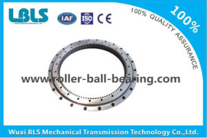 Rubber Seals Kh-325p Slewing Bearing Cross Roller for Wind Turbines