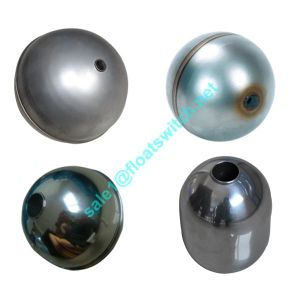 Through-Hole Stainless Steel Float